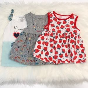 First Impressions Tank Top Bundle Of 3 12 months 2